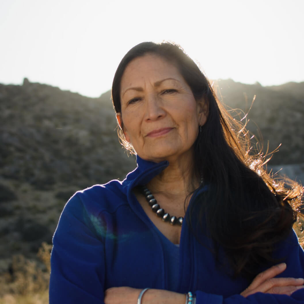 Deb Haaland is poised to become the first Native Cabinet member. (Credit: Deb for Congress)