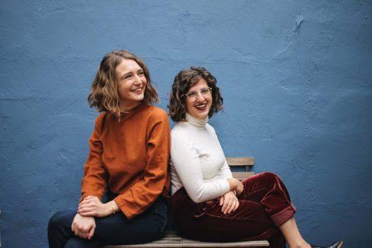 Stix co-founders Jamie Norwood and Cynthia Plotch. (Credit: Stix)