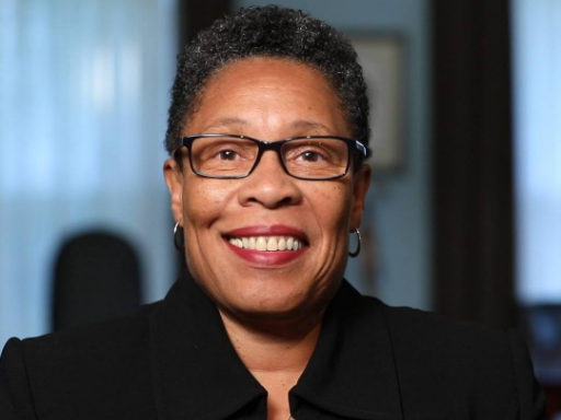 Marcia Fudge is currently an Ohio congresswoman. (Credit: Twitter)