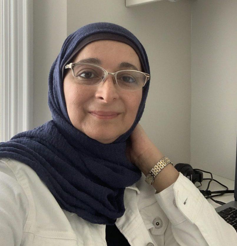 Amal Alsadek Story Time with Teta