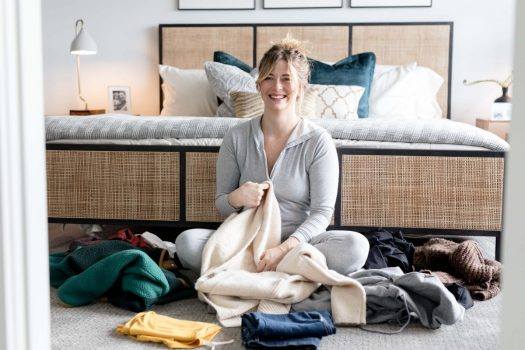 Sarah McAllister started GoCleanCo when she saw a gap in the cleaning market. Two years later, the pandemic hit and business boomed.