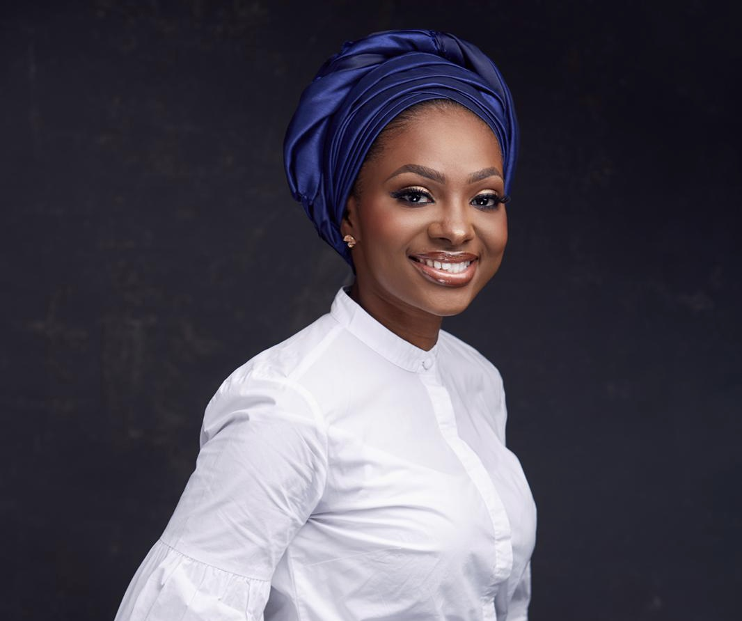 Fatima Babakura said she started fashion design as a hobby. She would sell her purses through word-of-mouth in college. [Credit: Fatima Babakura]