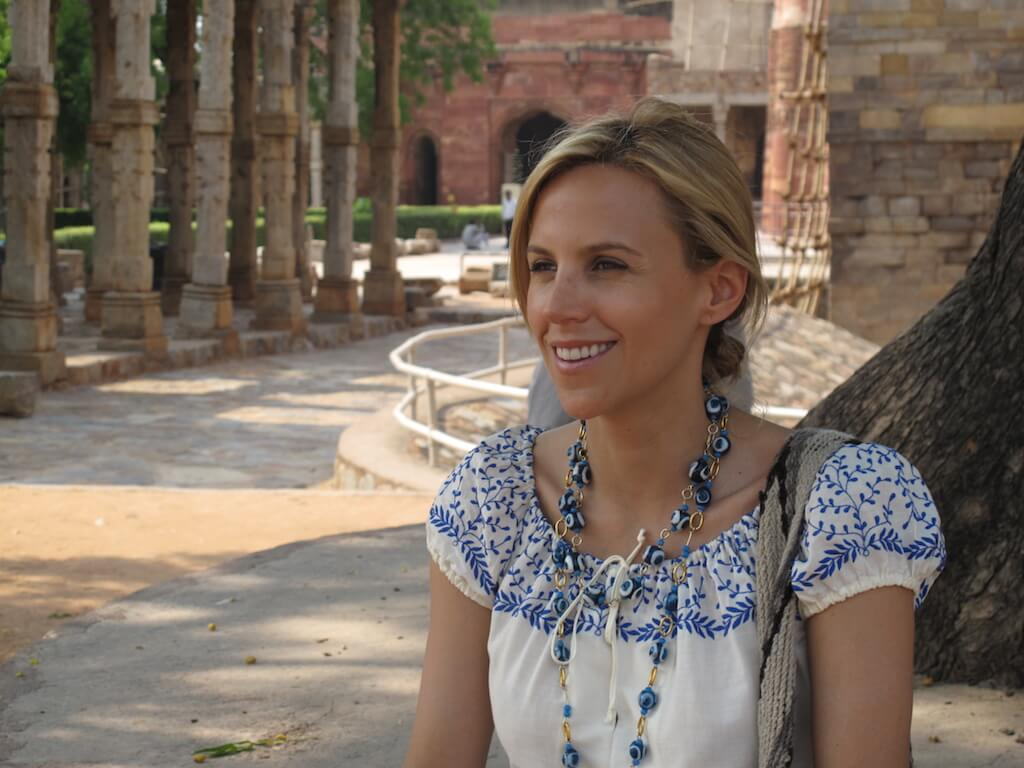 Tory Burch is shifting her focus to science with a new fellowship for female founders. (Credit: Wikimedia Commons)