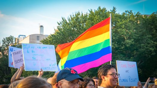 As an employer, are you actually supporting LGBTQ workers? Experts from Pride at Work and the National LGBT Chamber of Commerce told us how you can make sure. (Credit: Ted Eytan, Flickr)
