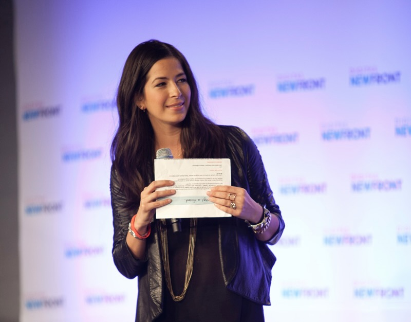 Rebecca Minkoff says we should stop asking for permission -- and we'll take her word for it.
