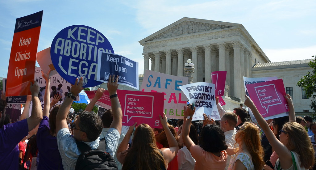 Texas has made it nearly impossible for women there to get abortions. (Credit: Flickr)