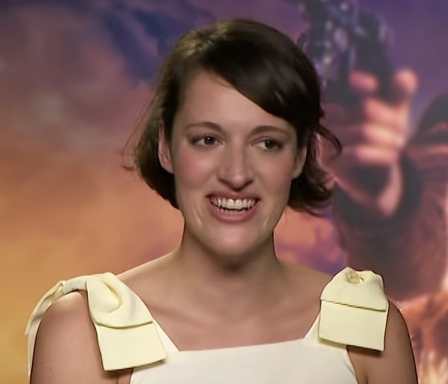 Phoebe Waller-Bridge is best known for her role as Fleabag, in a comedy series by the same name that she wrote and created. [Credit: MTV International // Wikimedia Commons]
